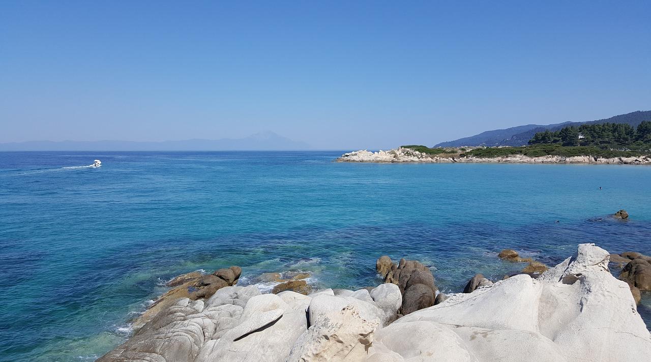 chalkidiki plaża