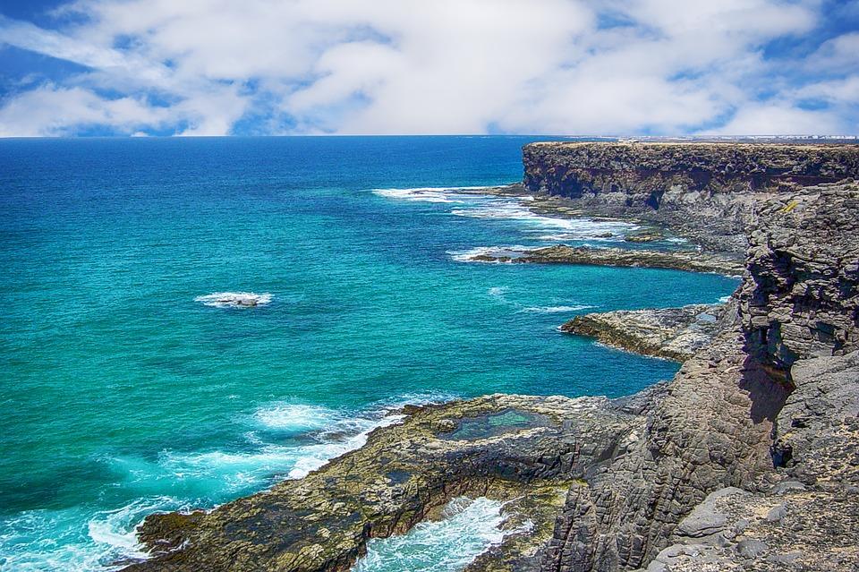 Fuerteventura - wyspa w Hiszpanii